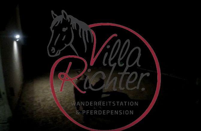 Silvesternacht bei den Pferden von VillaRichter