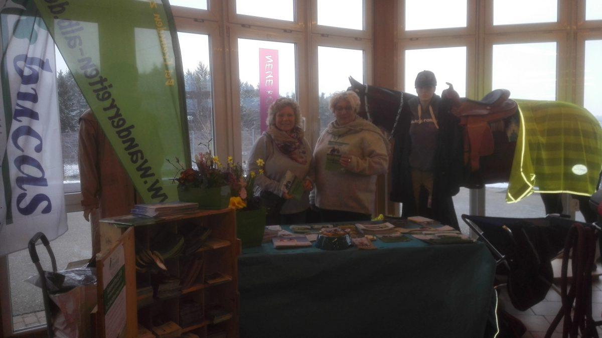 Tag der offenen Türe beim Loesdau in Bisingen mit den Wanderreitern von der Schwäbischen Alb!