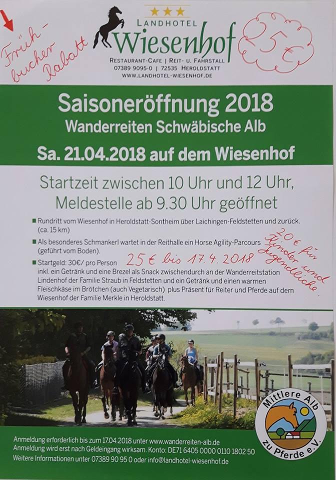 Frühbucher-Rabatt! Schnell noch anmelden!